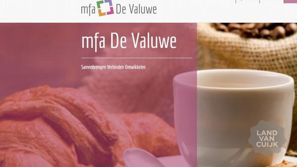 Officiële opening  MFA De Valuwe