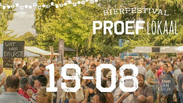 PROEFlokaal bierfestival Cuijk