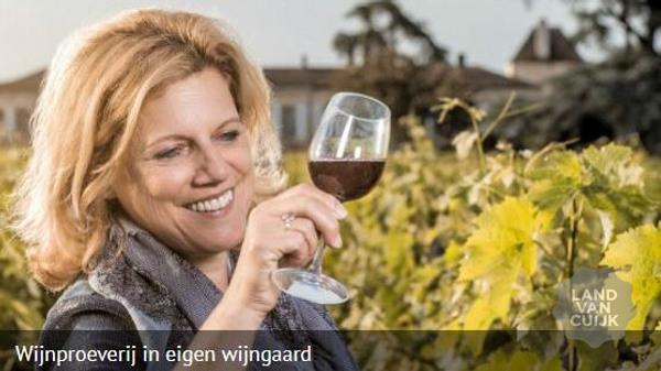 Wijnproeverij  Terra Ceuclum