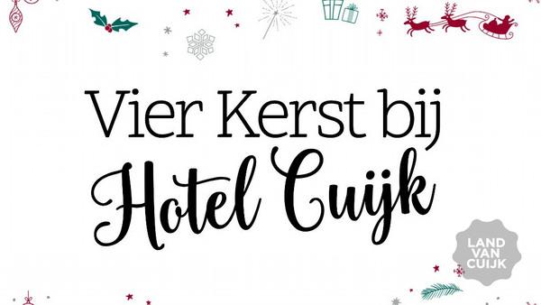Kerstdinerbuffet Hotel Cuijk