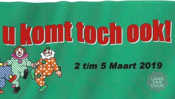 Malle Carnavals activiteiten Doehuis Cuijk