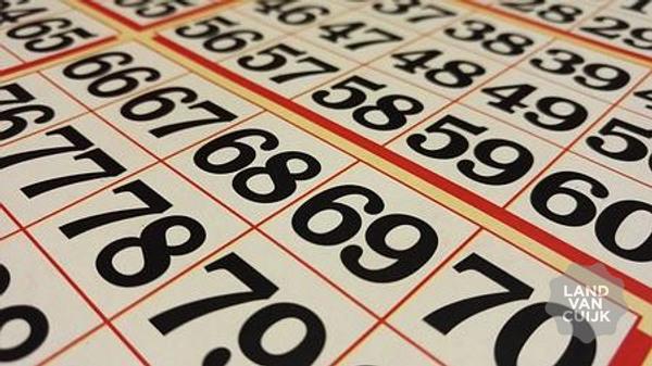 Bingo Avond in MFA De Valuwe