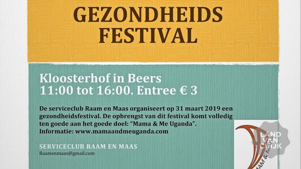 Gezondheidsfestival in Beers