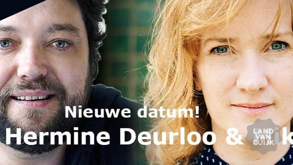 Hermine Deurlo & Mike Boddé bij Schouwburg Cuijk