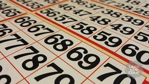 Bingo Avond bij MFA De Valuwe