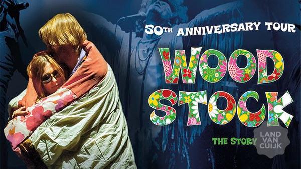Woodstock the Story bij Schouwburg Cuijk