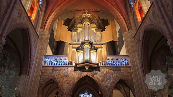 Concert Severijnorgel in Martinuskerk Cuijk