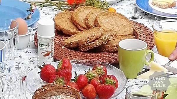 Poëtisch ontbijt in Cuijk