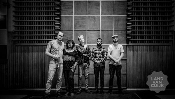 JazznJazz presenteert Gidon Nunes Vaz 4-tet feat. Denise Jannah