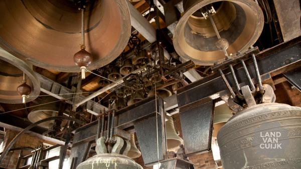 Carillonconcerten vanuit de Martinuskerk in Cuijk