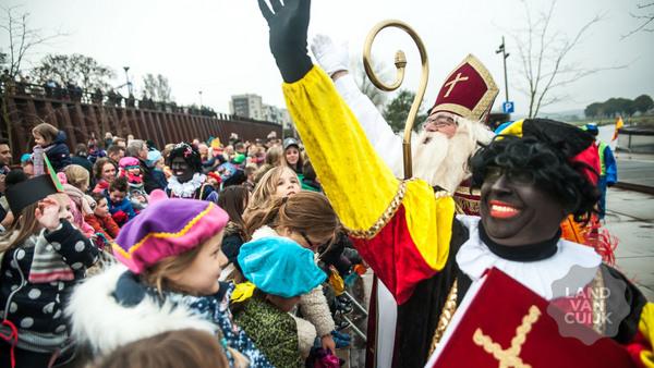 Intocht Sinterklaas Cuijk