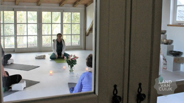 Themales yoga: Vergevingsgezindheid