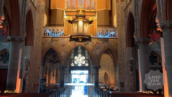 Concert St. Martinuskerk Tineke steenbrink (orgel) en Lambert Colson (zink)