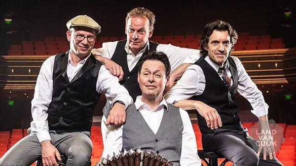 Cael Kraayenhof Quartet bij Schouwburg Cuijk