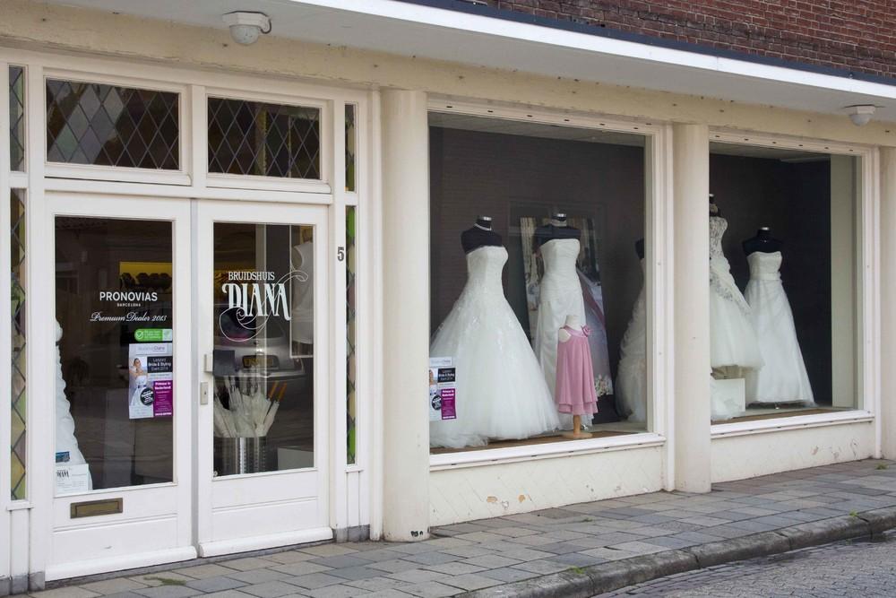 Bruidsmode Diana Winkels Centrum Boxmeer