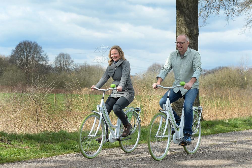 Land van Cuijk fietsen
