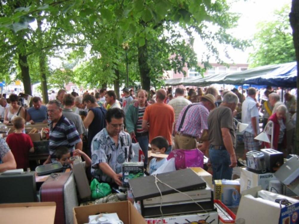 Rommelmarkt Wanroij