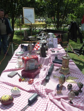 Huistheater de Steenakker: High Tea-traal