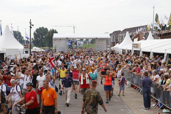 Vierdaagsefeest Cuijk