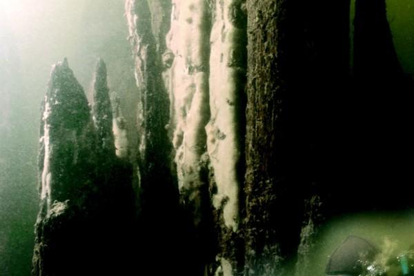 (sporen van de) Romeinse brug