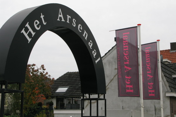 Het Arsenaal, Grave