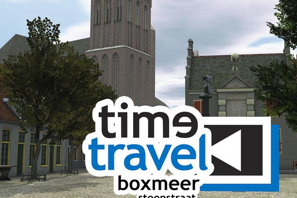 TimeTravel, Boxmeer, Steenstraat