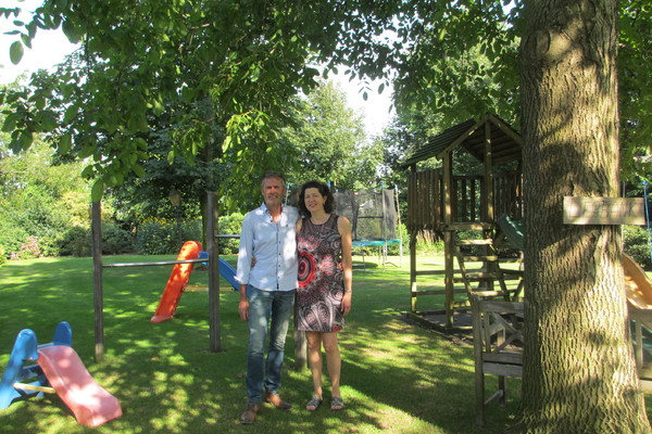 Vakantieboerderij Giesegrad