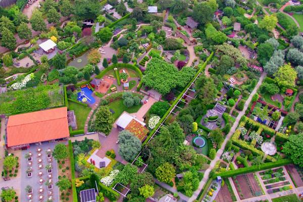 Motel Koolen: Tuinen van Appeltern