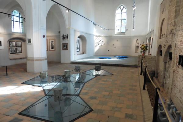 Kunst in het Kerkje