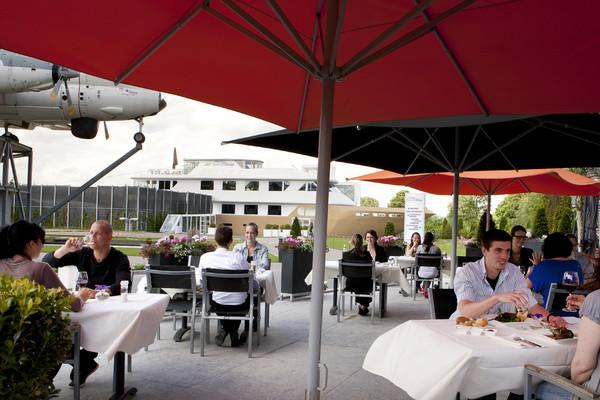 Restaurant Des Werelds