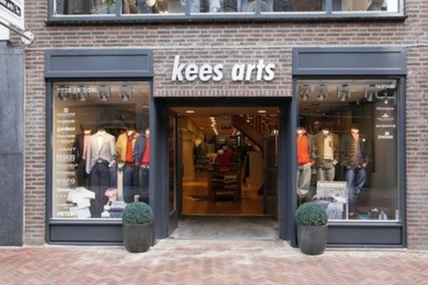 Kees Arts Mannenmode