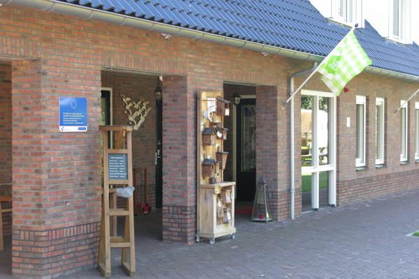 Toeristische Ontmoetingspunten Mill en Sint Hubert