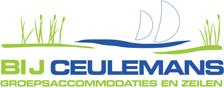 Bij Ceulemans - Groepsaccommodaties en zeilen logo