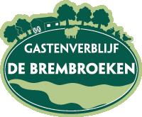 Gastenverblijf de Brembroeken logo