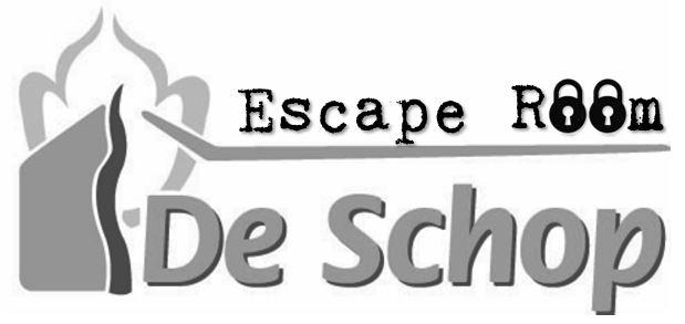 Escape Room Land van Cuijk logo