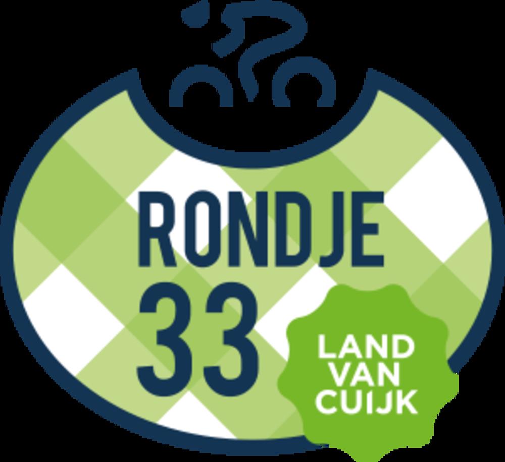 Fietsroute Rondje33 logo
